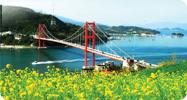 韓国南海郡