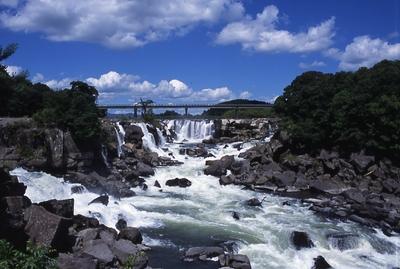 「曽木の滝」が平成百景に選ばれました!