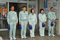 宮城県南三陸へ第6陣出発(職員等派遣について)
