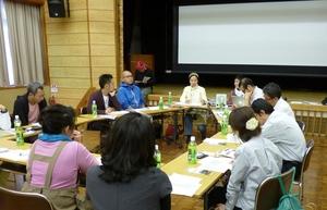 【報告】 国際コンタクト・インプロビゼーションダンスフェスティバル 第1回実行委員会が開催されました。