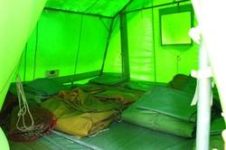十曽青少年旅行村 常設テント