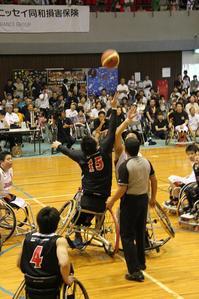 パラ五輪出場決定!伊佐市は「車椅子バスケットボール日本代表」を応援しています