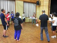 【終了しました】  7/10(日)開催 「演劇を体験してみよう!」 講師@劇団こふく劇場