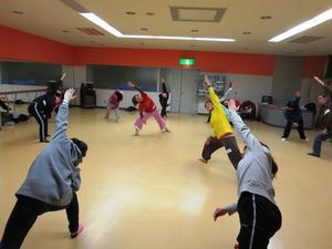 【終了しました】 「ダンス体験~ふれあう事と即興で動くこと」 講師@コンタクト・インプロビゼーション・グループC.I.co.