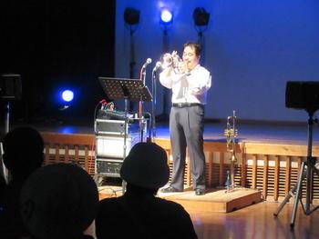 【終了しました】いさのおんがくたい#91 ミニ・コンサート(トランペット演奏)