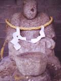 里七代 田ノ神像