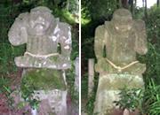 諏訪神社 仁王像