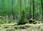 黒板寺跡及び歴代住職の墓