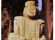 本城南方神社の田ノ神