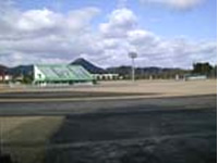 伊佐市陸上競技場