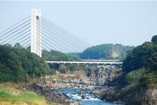 新曽木大橋(伊佐市大口宮人)