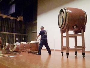 【中止となりました(5/18)】平成30年度「和太鼓講習会」の開催について