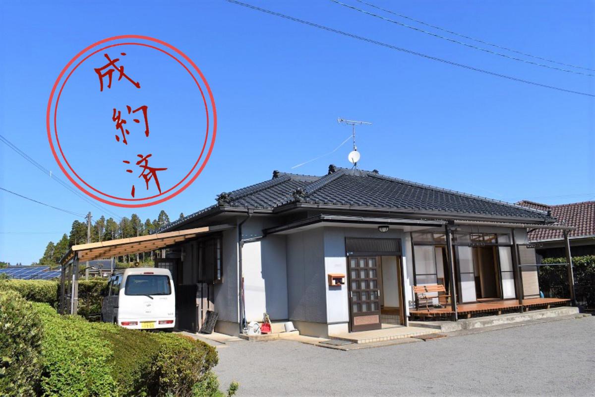 【成約済】No.92【本城校区/築19年/2LDK/580万】「モデルハウス?」:伊佐市空き家バンク