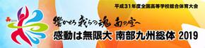 南部九州総体2019