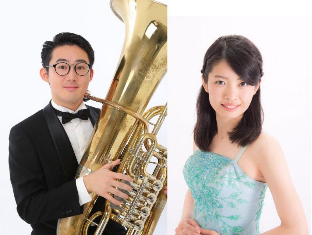 山崎勇太 ミニ・コンサート ~テューバとピアノの午後のひととき~