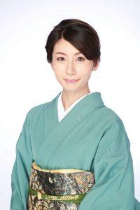 伊佐ふるさと大使の齊木由香さんがミセス・コンテストに出場されます
